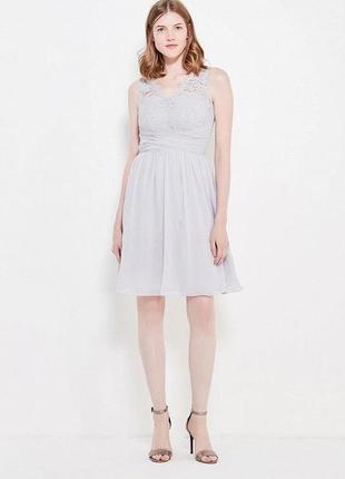 Романтичное нарядное платье dorothy perkins