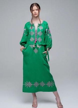 Сукня green