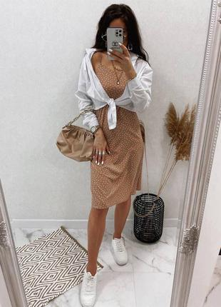 Костюм сорочка плаття рубашка платье