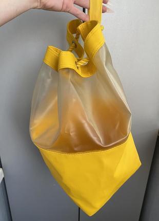 Классный непромокаемый яркий рюкзак