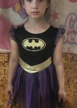 Бетмен-девочка