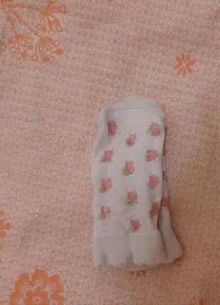 Носки от 0 до 3х пакет