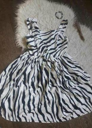 Супер платье с оборкой