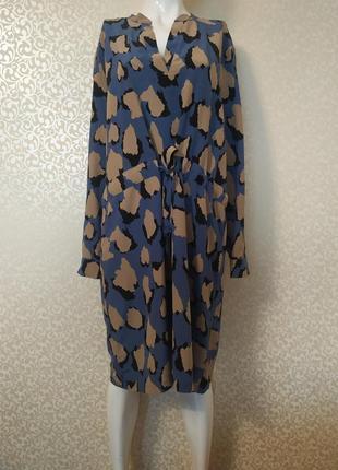 Платье из шелка max&moi франция