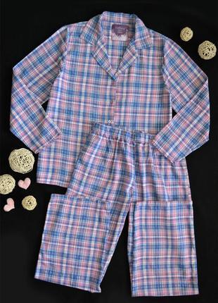 Новый пижамный\домашний комплект foxbury хлопок, р.l\xl