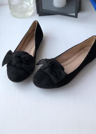 Замшевые балетки туфли очень мягкие не guess