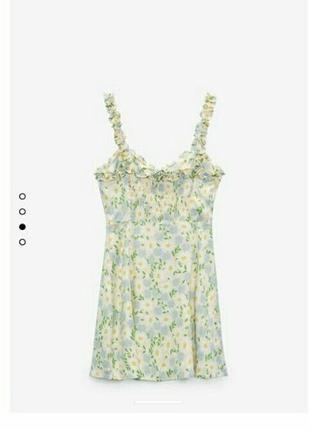 Платье сарафан сукня zara