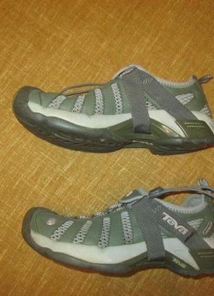 Летние кроссовки сандали teva р. 36