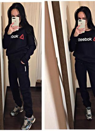 Теплый спортивный костюм на флисе женский жіночий теплий костюм xs s m l xl