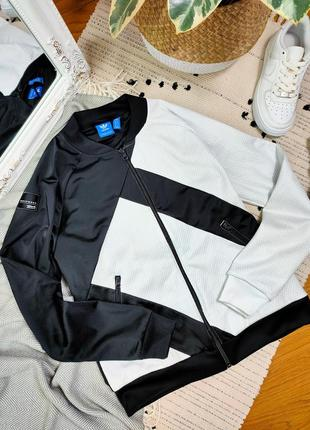 Мастерка зип свитшот adidas equipment