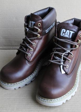 Ботинки caterpillar t3 colorado p723534 soil оригинал натуральная кожа