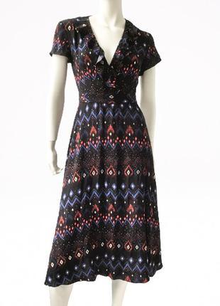 Платье с красивым принтом & other stories paris atelier