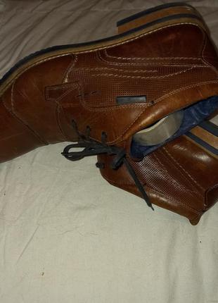 Ботинки деми, peckott,ст.30см, к4