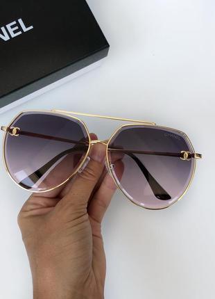 Женские солнцезащитные очки капли