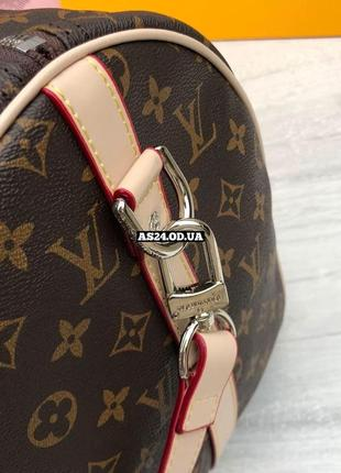 Дорожная, спортивная сумка в стиле луи виттон3 фото