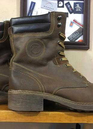 Зимние ботинки dockers размер 40-41