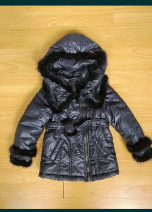 Пальто с горкой dolce gabbana