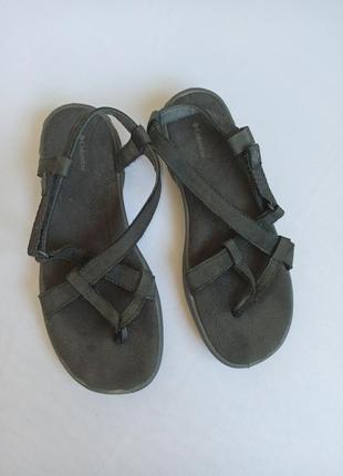 Спортивные женские босоножки сандали columbia techlite omni grip 38 размер