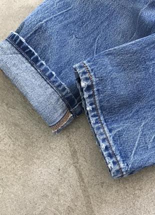 Рваные джинсы levis 501 ct distressed denim7 фото