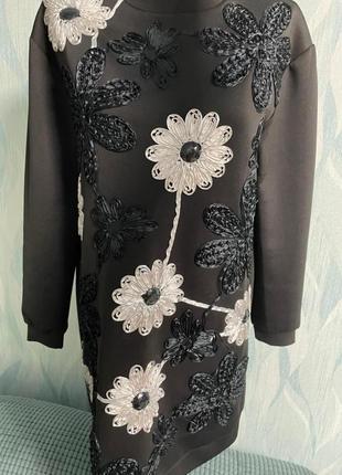 Платье ,платье туника р xc /42-44