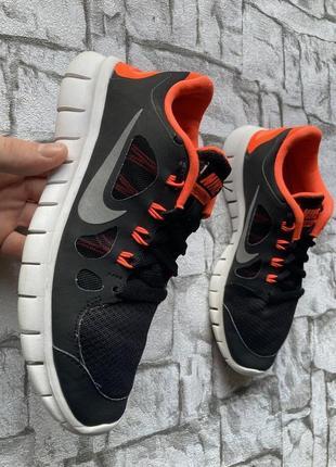 Nike free 5.0 кроссовки унисекс unsex оригинал 37-38 б у