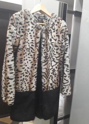 Пальто (искусственный мех)