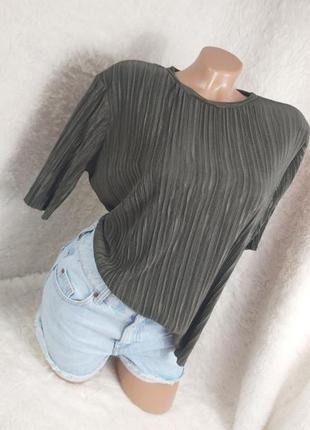 Шикарная блуза футболка