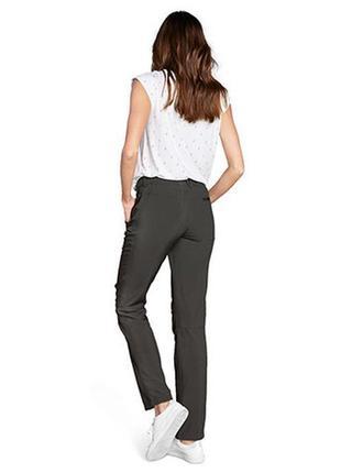 Функціональні штани оливкового кольору dryаctive plus, tchibo