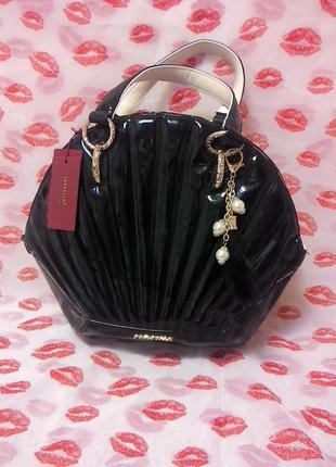 Стильная сумка farfalla rosso