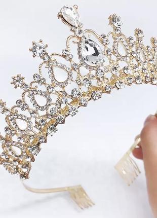 Корона 👑/диадема/тиара 💛