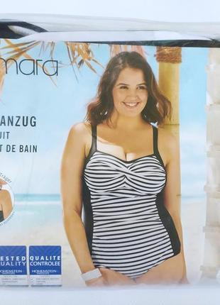 Esmara германия 16р,18р,20р--евро- шикарный купальник монокини новый с бирками