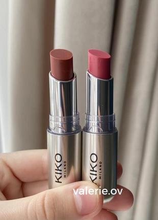 Цветной бальзам для губ kiko milano coloured balm