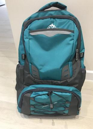 Рюкзак 40 литров, торг, большой рюкзак, туристический рюкзак