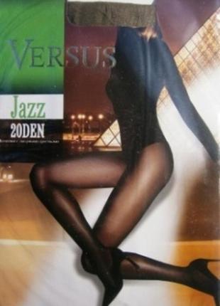 Колготки versus jazz (италия) 20 den р. 3(м), 4(l)