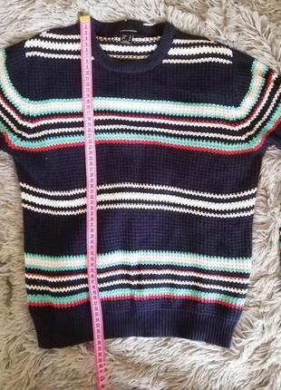 Фирменный свитер atmosphere пуловер джемпер полочку