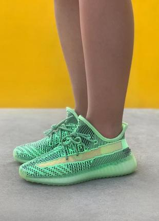 Кроссовки adidas yeezy boost 350 v2 yeezreel