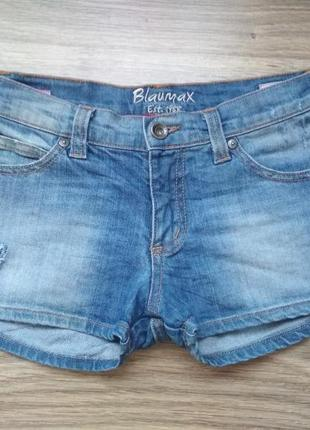 Blaumax короткие джинсовые шорты