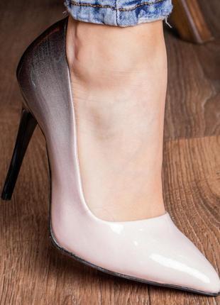 Туфли женские fashion hontei 3133