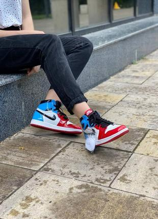 Nike jordan retro 1 feraless unc chicago