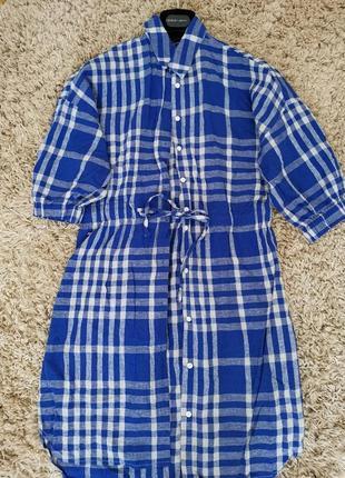 Плаття сорочка zara