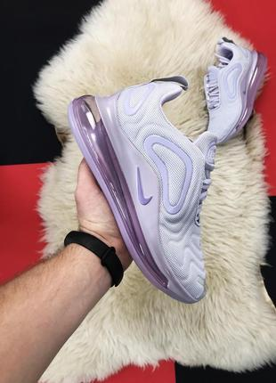 Nike air max 720 violet
