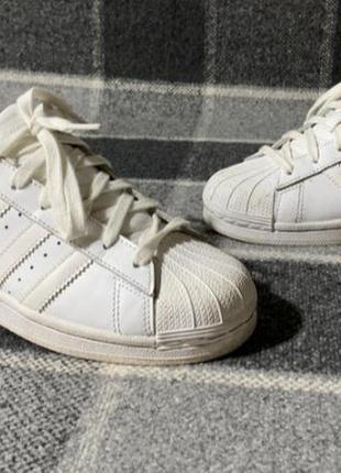 Кроссовки белые кеды оригинал adidas