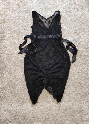 Платье сарафан кркжево vero moda xs