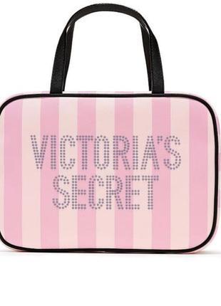 Victoria's secret jetsetter travel case