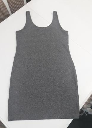 Платье в спортивном стиле h&m