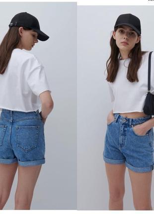 Шорти джинсові reserved