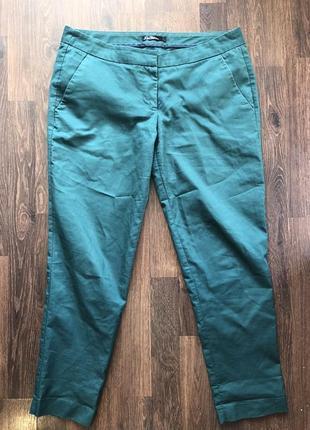 Kira plastinina брюки зеленые