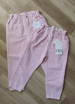 Детские джинсы zara 104 см и 110 см