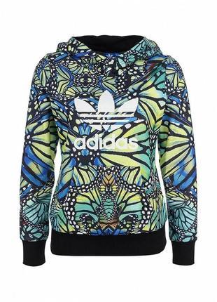 Кофта худи капюшонка adidas originals tref hoodie ao m30437