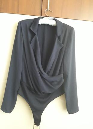 Фирменная блуза-комбидрез alter.14